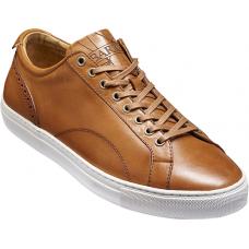 Barker Axel Sneakers Mens Shoes Cedar Calf Shoes