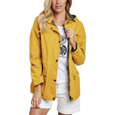 Barbour Barometer Yellow Ladies Waterproof Breathable Jacket
