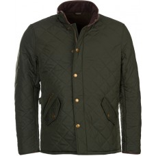 Barbour Jacket Quilted Powell Sage