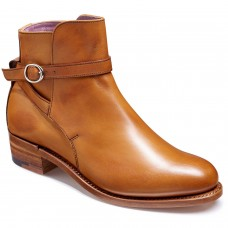 Barker Mae Ankle Boot Style Ladies Cedar Calf Leather Shoes