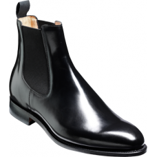 Barker Bedale Chelsea Boot Style Black Mens Boots (10)