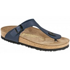 Birkenstock Gizeh Ladies Blue Sandals