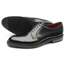 Loake Ghost Derby Style Black Mens Shoeas (10)