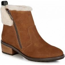 EMU Australia Merck Ladies Ankle Boot Chestnut