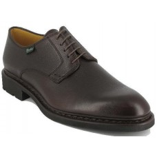 Paraboot Frenaye Galaxy Noire Moka Brown Mens Shoes