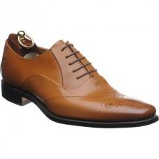 Loake Brogue Style Gunny Brown Mens Shoes