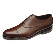 Loake Oxford Style Holborrn Brown Shoes