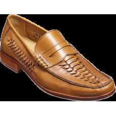 Barker jake Mocassin Mens Cedar Calf Shoes