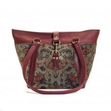 Carpet Bags Tote Penelope Verda