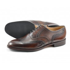 Loake Lowick Mens Brown Shoes