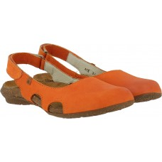 El Naturalista Ladies Wakataua Carrot Sandals