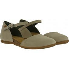 El Naturalista Stella Pleasant Kaki Sandals