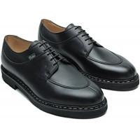 Paraboot Avignon/Griff Lis Noir Black Mens Lace Up Shoes