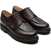 Paraboot Chambord/Tex Lis Cafe Brown Mens Shoes
