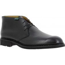 Paraboot Lully Galaxy Noire Mens Ankle Boots