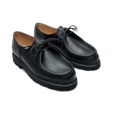 Paraboot Michael Griff II Black Womens Shoes
