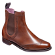Barker Sabrina Chelsea Boot Style Walnut Calf Womens Leather Boots