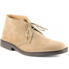 Loake Desert Boot Style Sahara Sand Suede Mens Shoes