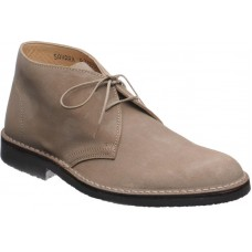 Loake Dessert Boot Style Sand Suede Mens Boots (07)