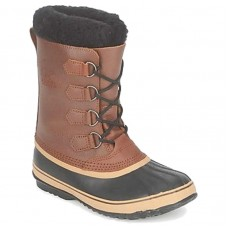 Sorel 1964 Pac T Brown Wool Felt Lined Boots (11)