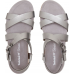 Timberland Ankle Strap Ladies Sandals Malibu Waves Silver