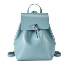 Tusting Erica Honeydon Blue Leather Backpack
