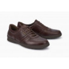 Mephisto Matteo Dark Brown Leather Shoes